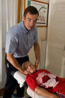 Dr Steven J Crump Chiropractic Gibraltar