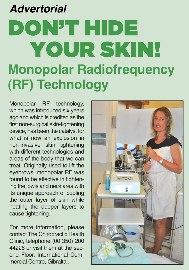 monopolar radiofrequency technology