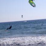 Dr Steven J Crump-kitesurfing